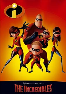 Brad Bird Season: The Incredibles