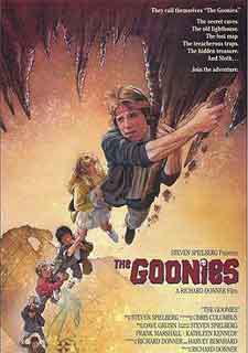 The Goonies 4k 30th Anniversary