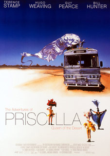 The Adventures of Priscilla Queen of the Desert - Fundraiser in aid of Australian Red Cross