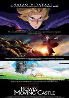 Howl's Moving Castle (Subtitled)