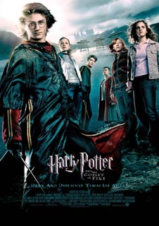 Wonder Years: Harry Potter And The Goblet Of Fire