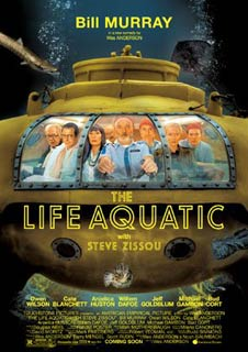 Wes Anderson: The Life Aquatic with Steve Zissou