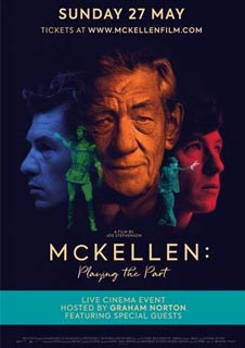 McKellen: Playing The Part (plus LIVE Q&A)