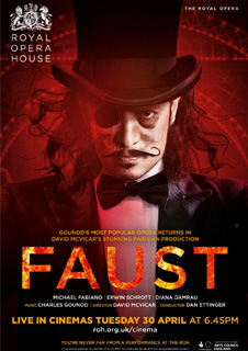 Royal Opera: Faust (Live)