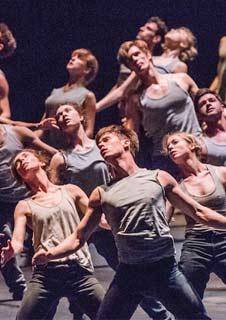 Royal Ballet: Within the Golden Hour / New Cherkaoui / Flight Pattern (Encore)