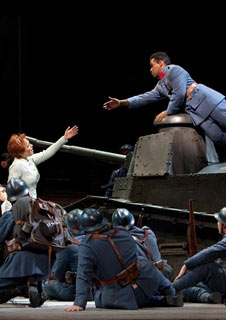 Met Opera: La Fille du Regiment (Encore)