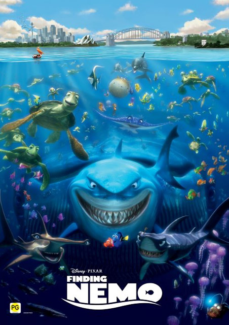 Pixar: Finding Nemo