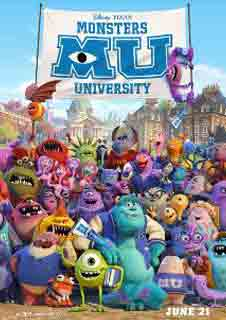 Pixar: Monsters University