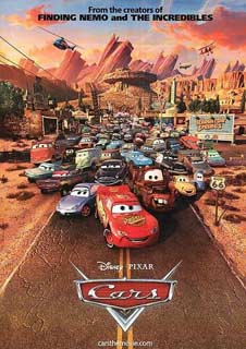 Pixar: Cars