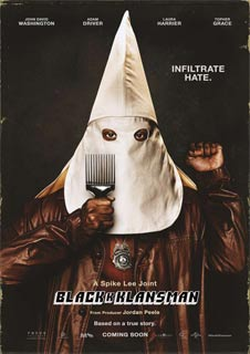BlacKkKlansman Special Screening + Live satellite Q&A with Spike Lee