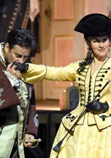 Met Opera: Adriana Lecouvreur (Encore)