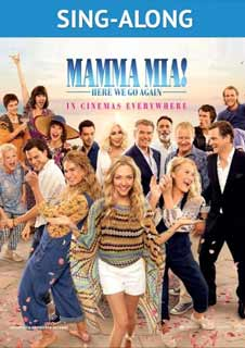 Mamma Mia! Here We Go Again - Sing-Along