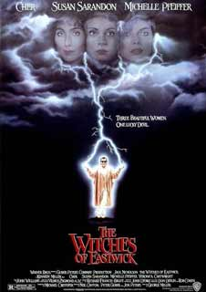 Cinema Book Club: The Witches of Eastwick