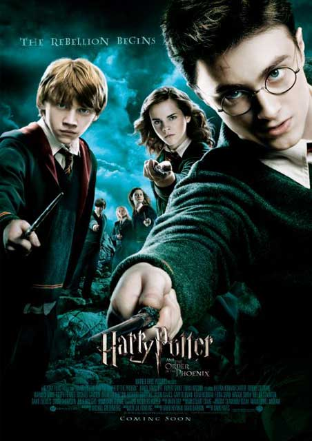 Wonder Years: Harry Potter And The Order Of The Phoenix