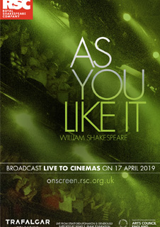 RSC: As You Like It (Live)