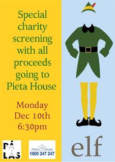 Pieta House Fundraiser: Elf