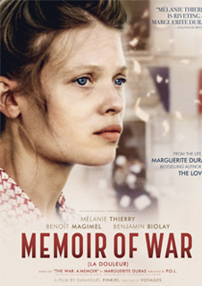 A Taste of France: Memoir of War (La Douleur)