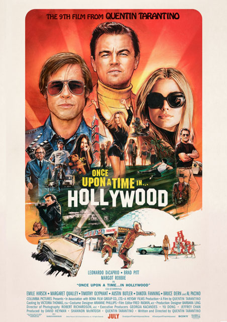 Once Upon A Time In Hollywood (Extended Cut)