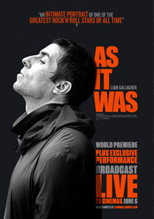 Liam Gallagher: As It Was + Exclusive Livestream Performance