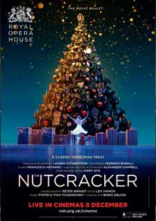 Royal Ballet: The Nutcracker (Recorded)
