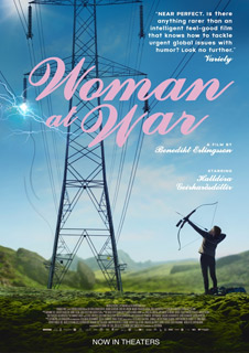GFS: Woman At War