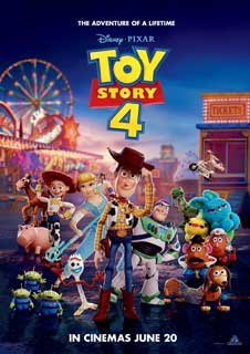 Parent and Baby: Toy Story 4