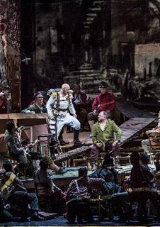 Met Opera: Wozzeck (Encore)