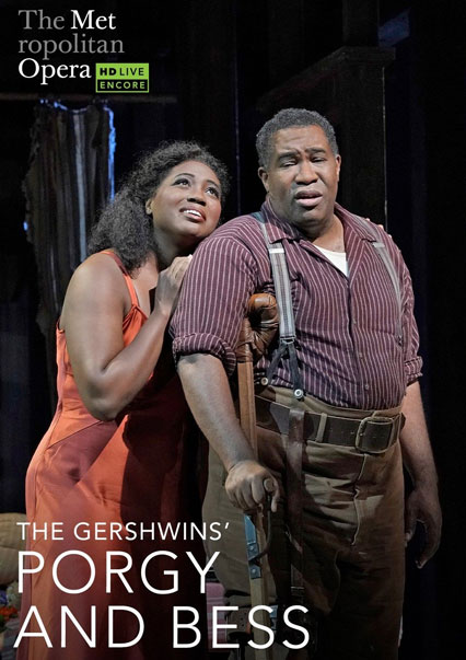 Met Opera: Porgy and Bess (Encore)