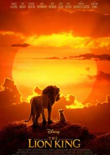 Parent and Baby: THE LION KING