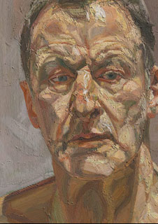 EOS: Lucian Freud: A Self Portrait