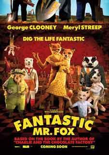 Wes Anderson: Fantastic Mr Fox