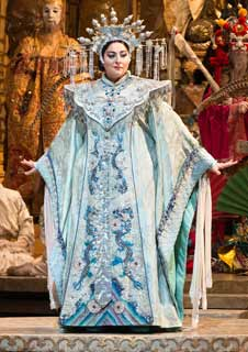 Met Opera: Turandot (Live)