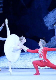 Bolshoi Ballet: The Nutcracker (Recorded)