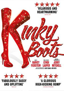 Kinky Boots - The Musical (Recorded Live)