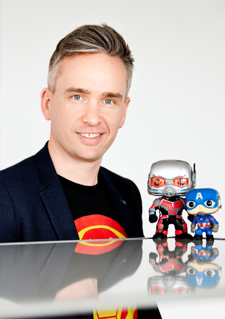 Galway Science and Technology Festival: Secrets of Superhero Science