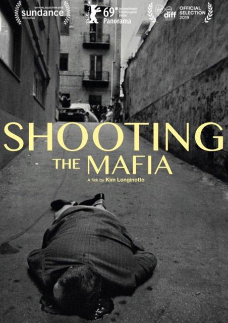 Screen Talks: Niamh Fagan + Shooting the Mafia