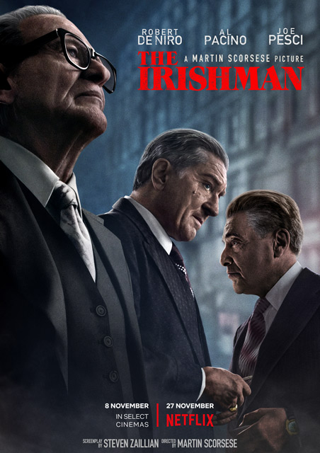 Silver Screen: The Irishman