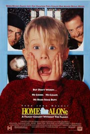 Home Alone Christmas Party