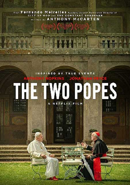 Parent and Baby: The Two Popes