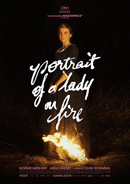Portrait of a Lady on Fire - Valentines Day Preview