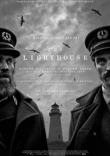 Silver Screen: The Lighthouse