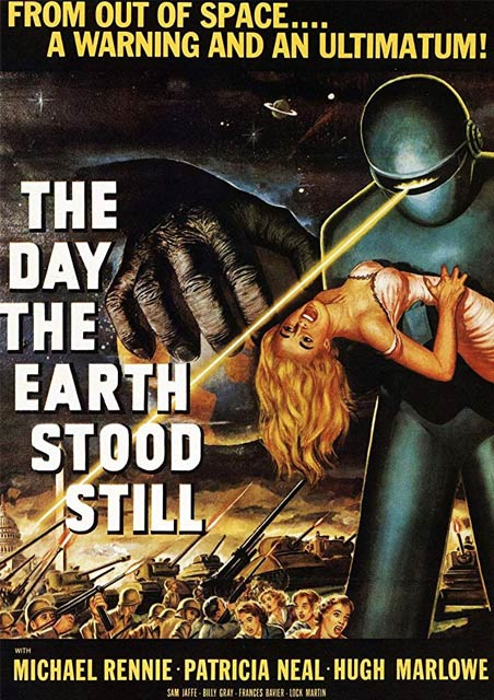 I Can't Believe You Haven't Seen... The Day the Earth Stood Still