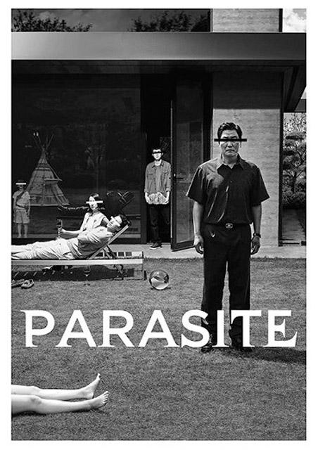 Parasite (Black & White)