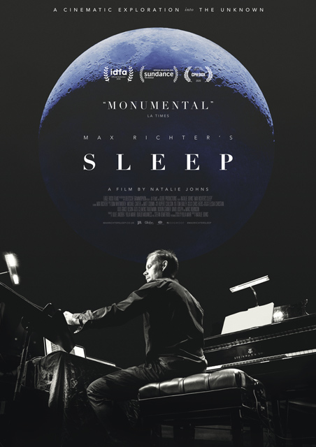 Max Richter's Sleep + Recorded Q&A with Max Richter